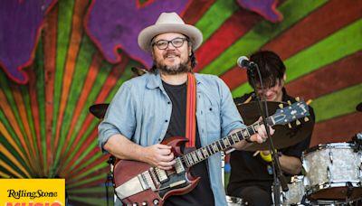 Hear Jeff Tweedy Discuss Wilco's 'Ode to Joy' on Our New Podcast