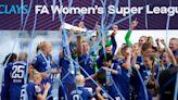 Chelsea wins FA Women's Super League title
