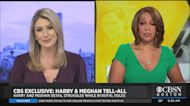 CBS This Morning's Gayle King On Oprah Winfrey's Interview With Prince Harry And Meghan Markle