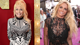 Dolly Parton Supports Britney Spears: 'I Went Through A Lot Of That' | iHeartRadio
