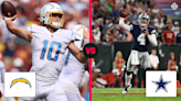 What channel is Cowboys vs. Chargers on today? Time, TV schedule for NFL Week 2 game