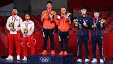 台日友好 奧運