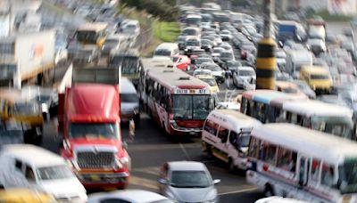 Perú es el país que tiene el peor tráfico en todo el mundo, según estudio inglés