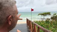 CBS4's Ted Scouten Gives Update From Mexican Resort As Hurricane Delta Heads That Way