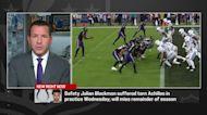 Rapoport: Julian Blackmon suffered torn Achilles, will miss remainder of '21 season
