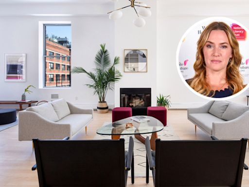 Kate Winslet Seeks $5.7 Million for Manhattan Penthouse