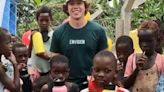 'Just overwhelmed': Joe Knopp sees dream of providing clean water in Uganda become reality