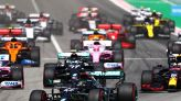 F1 2021 calendar: How to watch races on TV and full Grand Prix schedule