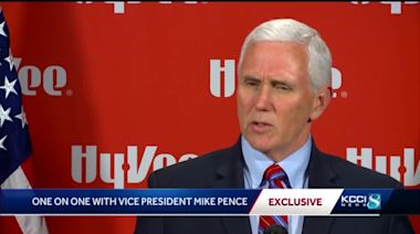Close Up: 1-on-1 with Mike Pence and looking at long-term care facilities