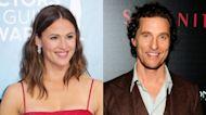 Jennifer Garner Says Matthew McConaughey Used a Secret Sign to Help Her Breastfeed on Set