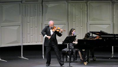 薛高維茨基小提琴獨奏與室樂演出 | 傅瑰琦 | 立場新聞