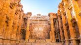 Virtual tourism app recreates Lebanon's glorious past! Offers virtual tour of Roman-era city
