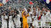 France up to No. 3 in FIFA rankings, Belgium still No. 1