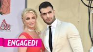 She's So Lucky! Britney Spears Is Engaged to Sam Asghari