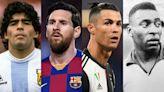 足球》誰是史上最佳足球員? 外媒4指標評定結果出爐