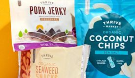 Thrive Market has an extensive healthy snack selection that caters to many dietary restrictions — here are 10 favorites
