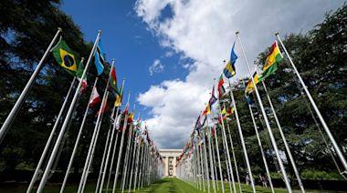 歐美等國聯合國討論新疆人權 中共圖謀抵制