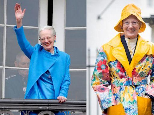 81歲丹麥女王瑪格麗特二世是英女王份屬好友!喜愛彩色穿搭展現藝術家品味
