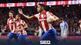 Luis Suárez, al rescate del Atlético con un doblete