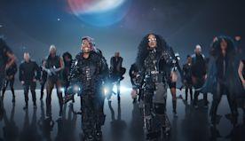 Missy Elliott & H.E.R. Reimagine 'Paint It Black' For Pepsi Zero Sugar's Super Bowl Commercial: Watch