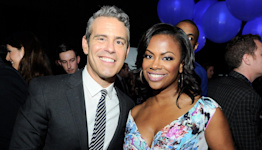 Andy Cohen Gave Surrogacy Advice to Kandi Burruss but Didn't Tell Her He Was Going Through It Too
