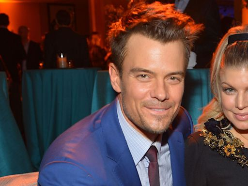 Why Josh Duhamel gave ex-wife Fergie a shoutout in his new film