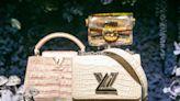 LV珍稀皮革展開跑 百萬包款暗藏百道工序