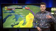 Pamela pummels Texas, remnant moisture might fuel Ontario thunderstorms