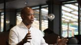NYC's Eric Adams runs for mayor as the outsider's insider