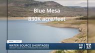 Water shortages up and down the Colorado River