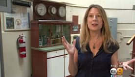 Griffith Observatory Astronomer Shares Her Passion For The Heavens With Public
