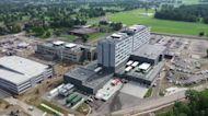 McLaren Greater Lansing's new $600 million hospital will open March 2022. Here's what's inside.