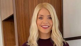 Holly Willoughby unveils results of hair transformation - and WOW