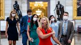 Marjorie Taylor Greene fined for refusing to wear mask on House floor a third time