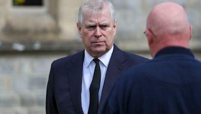 La policía del Reino Unido no investigará la acusación contra el príncipe Andrés por abuso sexual a menores
