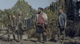 Hilltop's in ruin and the Whisperers return in exclusive clip from The Walking Dead's next episode