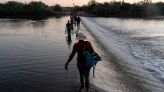 WhatsApp instructions, Mexican struggles: How Haitians ended up in Texas camp