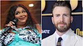 Chris Evans returns to Lizzo's DMs to joke about their 'little bundle of joy'