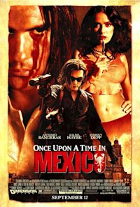 Once Upon a Time in Mexico (2003, R)