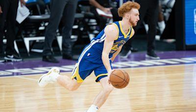 Warriors starting Nico Mannion vs. Suns 'felt right,' Steve Kerr says