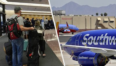Southwest Airlines And The Pilots Union Say Vaccine Mandates Had Nothing To Do With The Massive Flight Cancellations