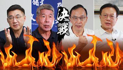 K律師論點|相較張亞中 KMT其他候選人講的92共識看來像傻瓜 | 蘋果新聞網 | 蘋果日報
