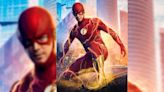 The Flash Season 8 Images: Gustin's Costume Finally Gets Gold Boots