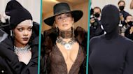 Met Gala 2021: Rihanna, Jennifer Lopez, Kim Kardashian & More Stars' Jaw-Dropping Fashion