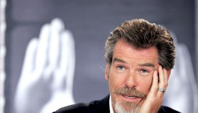 Pierce Brosnan's Model Sons Will Totally Remind You of Their Dad