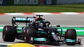 Lewis Hamilton on top after Spanish GP practice as Red Bull talent grab rocks Mercedes