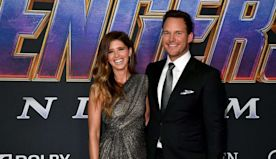 Katherine Schwarzenegger and Chris Pratt 'Were Fast Asleep' Before Midnight on New Year's Eve