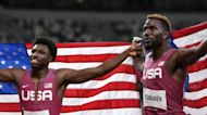 U.S. athletes make history as team leads overall medal count