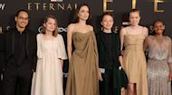 Angelina Jolie Gets Honest About Raising Her 6 Kids: 'I'm Not A Perfect Parent By Any Means'