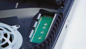 據指 PS5 SSD 快將能自行升級